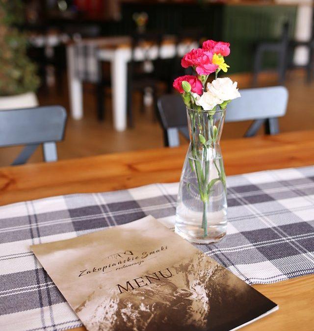 A Wy co wybierzecie dzisiaj z naszego menu ?