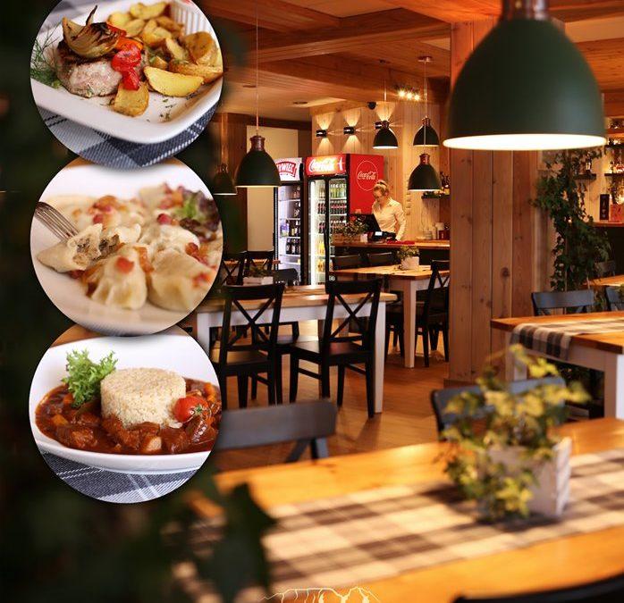 Weekend w Zakopanem? Czekamy na Ciebie! 😊 Klimat naszej restauracji i doskonały smak dań sprawiają, że nie mamy sobie równych! 😄